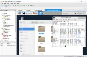دانلود Xmanager Power Suite 6 Build 0018 - مدیریت از راه دور سرورها