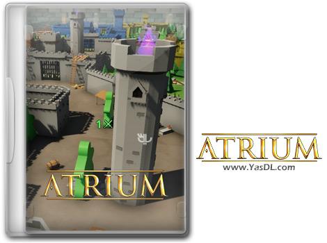 دانلود بازی ATRIUM برای PC