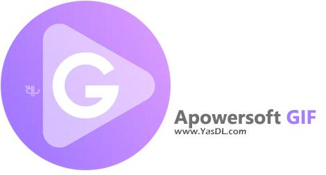 دانلود Apowersoft GIF 1.0.0.9 - ضبط فیلم از صفحه نمایش و ذخیره آن با فرمت GIF