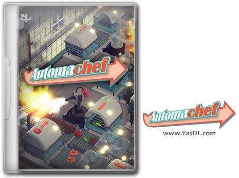 دانلود بازی Automachef برای PC