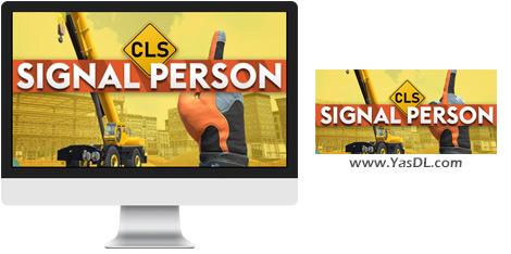 دانلود بازی CLS Signal Person برای PC