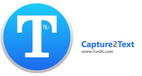 دانلود Capture2Text 4.6.1 x86/x64 - نرم افزار استخراج متن از درون عکسها