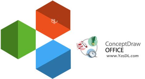 دانلود ConceptDraw Office 5 x64 - نرم افزار اداری مدیریت پروژه