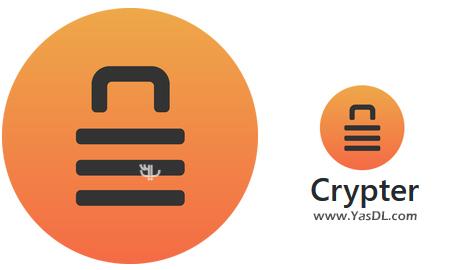 دانلود Crypter 4.0.0 Windows/Linux/macOS - نرم افزار حفاظت و رمزگذاری بر روی فایلها