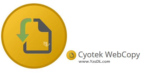 دانلود Cyotek WebCopy 1.7.0 Build 600 - دانلود کامل صفحات اینترنتی جهت دسترسی آفلاین