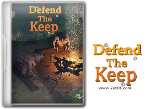 دانلود بازی Defend The Keep برای PC