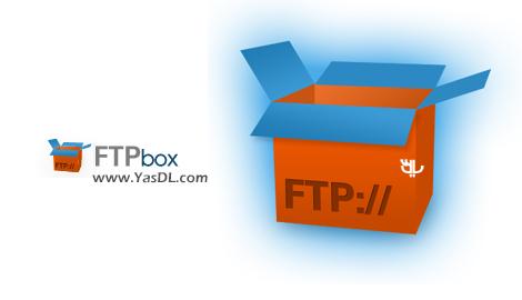 دانلود FTPbox 2.6.3 - نرم افزار همگامسازی دادهها بین سرور و هارد دیسک سیستم