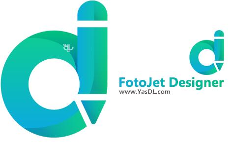 دانلود FotoJet Designer 1.1.5 - نرم افزار طراحی گرافیکی