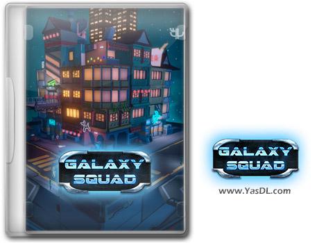 دانلود بازی Galaxy Squad برای PC