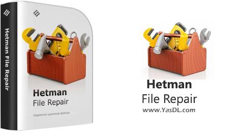 دانلود Hetman File Repair 1.1 - نرم افزار ترمیم فایلهای آسیب دیده