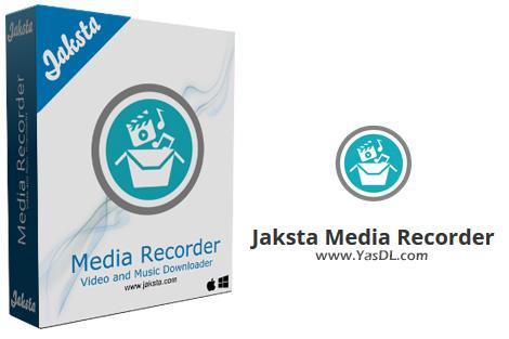 دانلود Jaksta Media Recorder 7.0.2.1 - نرم افزار دانلود و ذخیره ویدیوهای آنلاین