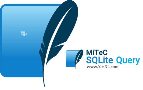 دانلود MiTeC SQLite Query 3.0.0.0 - نرم افزار مدیریت پایگاه داده اس کیو لایت