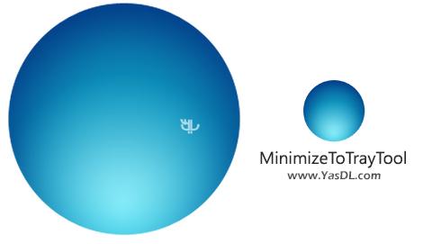 دانلود MinimizeToTrayTool 7.0 - قرار دادن پنجرهها در بخش اعلانات ویندوز