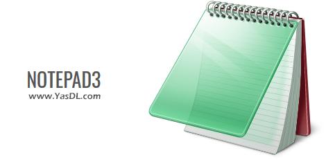 دانلود Notepad3 5.19.726.2515 + Portable - جایگزین نوت پد در ویندوز