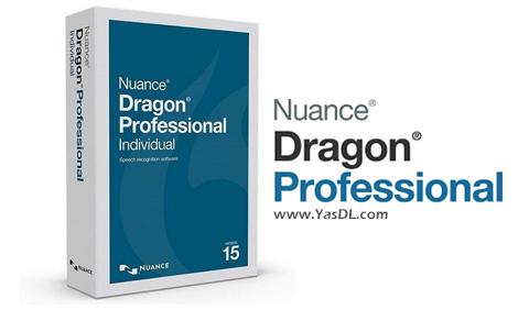 دانلود Nuance Dragon Professional Individual 15.30.000.141 - موتور تبدیل گفتار به نوشتار
