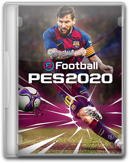 EFootball PES 2020 Game For PC + Crack Bypass