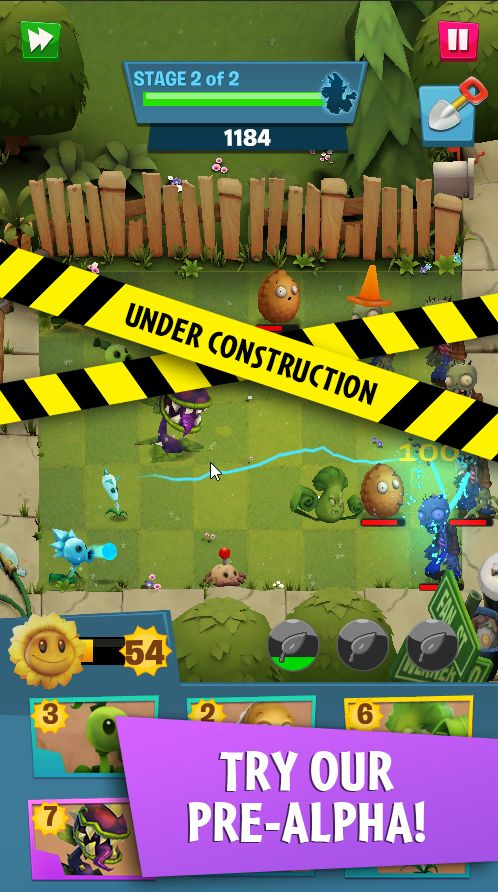 Plants Vs. Zombies 3 18.0.247216 For Android + Infinity