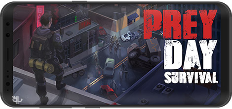 دانلود بازی Prey Day: Survival - Craft & Zombie 1.91 - تلاش برای بقا در دنیای زامبیها برای اندروید + نسخه بی نهایت