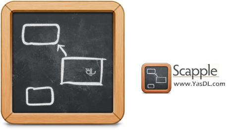 دانلود Scapple 1.2.1.0 - نرم افزار ایدهپردازی و مدیریت ذهن