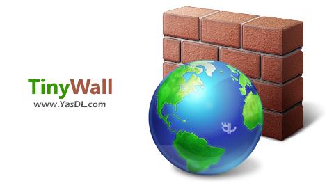 دانلود TinyWall 2.1.10 - فایروال امن و کمحجم برای کاربران ویندوز