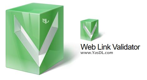 دانلود Web Link Validator 5.9 Build 593 Enterprise Unlimited - چک کننده لینکها برای صاحبان صفحات اینترنتی