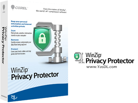 WinZip Privacy Protector 4.0.3 User Privacy Protection