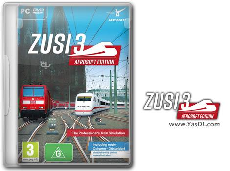 دانلود بازی ZUSI 3 Aerosoft Edition برای PC