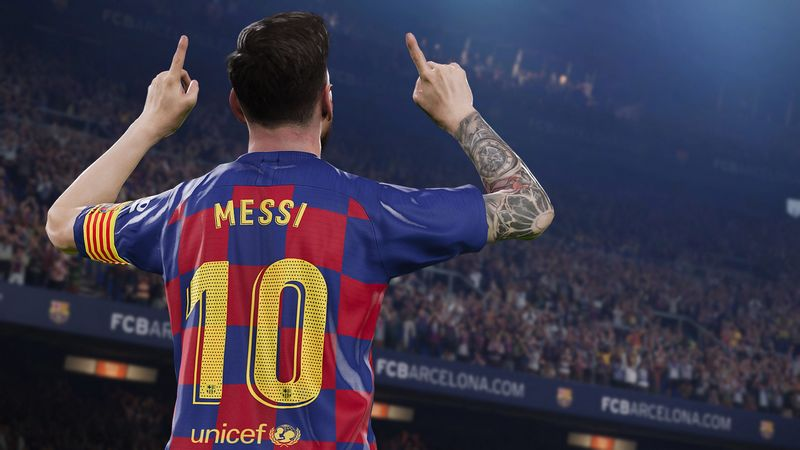 EFootball PES 2020 Game For PC + Crack Bypass Update