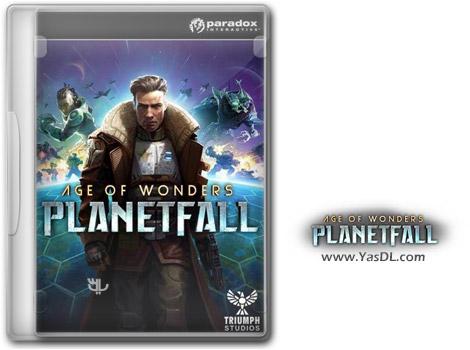 دانلود بازی Age of Wonders Planetfall برای PC