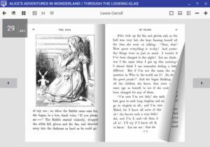 AlfaReader.cover1  300x210 - دانلود AlfaReader 3.7.2.1 - نرم افزار خواندن کتابهای الکترونیکی برای ویندوز