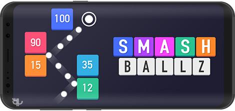 دانلود بازی Balls Bricks Breaker 1.24.167 - توپهای آجرشکن برای اندروید