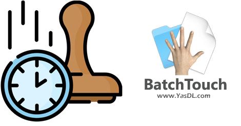 دانلود BatchTouch 1.3.0 Build 82 - تغییر گروهی تاریخ و زمان ایجاد/ویرایش فایلها