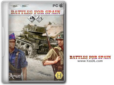 دانلود بازی Battles For Spain برای PC