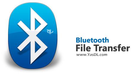 دانلود Bluetooth File Transfer 1.2.1.1 - نرم افزار ارسال و دریافت فایل از طریق بلوتوث