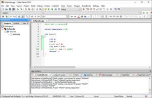 Code Blocks.cover1  300x195 - دانلود Code::Blocks 20.03 - محیط توسعه قدرتمند برای برنامهنویسی به زبان ++C/C