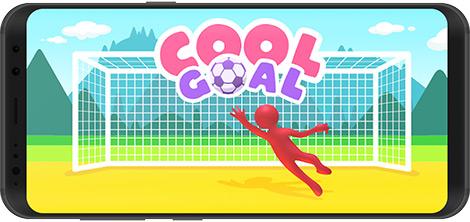 دانلود بازی Cool Goal! 1.4.3 - فوتبال آدمکها برای اندروید