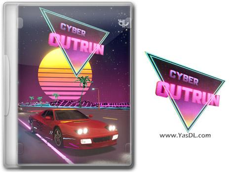 دانلود بازی Cyber OutRun برای PC