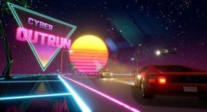 Cyber OutRun4 300x162 - دانلود بازی Cyber OutRun برای PC