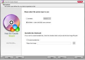 Free ISO Create Wizard.cover1  300x213 - دانلود Free ISO Create Wizard 8.8.2.4  - نرم افزار ساخت ایمیجهای ایزو (ISO)