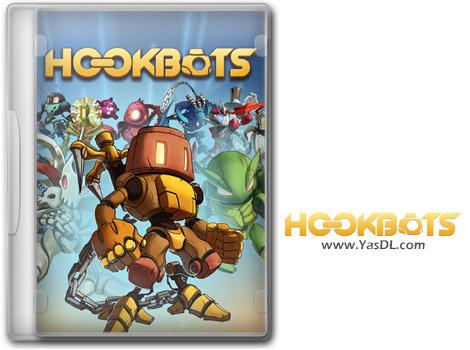 دانلود بازی Hookbots برای PC