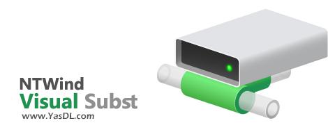 دانلود NTWind Visual Subst 2.7 - نرم افزار دسترسی سریع به درایوهای ابری