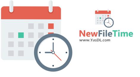 دانلود NewFileTime 3.66 x86/x64 - ویرایش کردن تاریخ ایجاد و آخرین تغییر در فایلها و فولدرها