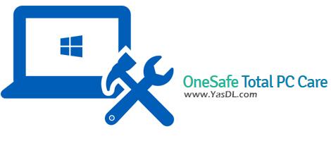 دانلود OneSafe Total PC Care 6.9.6.8 - نرم افزار تعمیر و نگهداری ویندوز