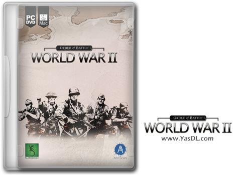 دانلود بازی Order of Battle World War II Red Steel برای PC