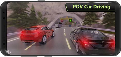 دانلود بازی POV Car Driving 3.9 - شبیهساز رانندگی برای اندروید + نسخه بی نهایت