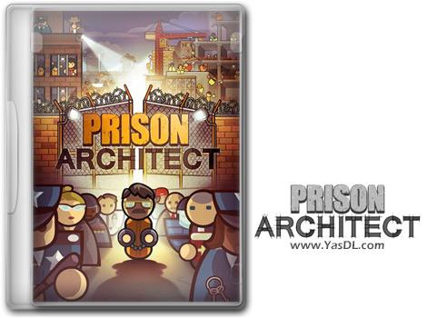 دانلود بازی Prison Architect The Clink برای PC