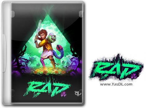 دانلود بازی RAD برای PC