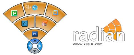 دانلود Radian 1.5.0.295 - دسترسی آسان به برنامهها در ویندوز