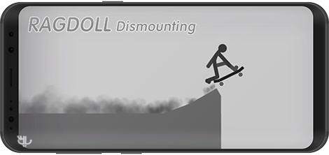 دانلود بازی Ragdoll Dismounting 1.20 - سقوط آدمک برای اندروید + نسخه بی نهایت