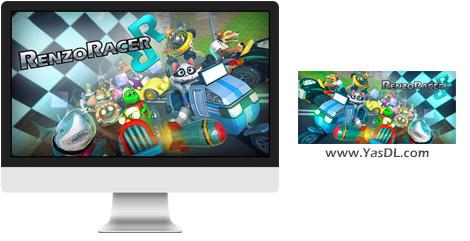 دانلود بازی Renzo Racer برای PC